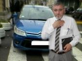 BAHATOST: Pokosio dva automobila pa pobegao!