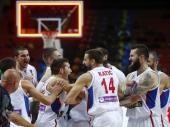 Srbija torpedovala Brazil za polufinale!