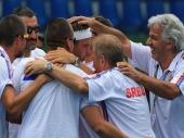 DK: Srbija ostaje u Svetskoj grupi!