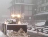Pao prvi sneg na Kopaoniku