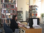 Zamešateljstvo oko Biblioteke