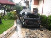 Vranje: Zapaljen auto gradskom većniku