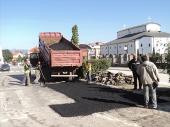 Krpljenje i asfaltiranje pred zimu