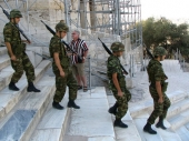 Poginula tri grčka vojnika