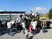 2.000 ljudi u kasarni u Vranju (FOTO)