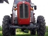 Poginuo traktorista