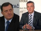 Mrtva trka između Dodika i Tadića