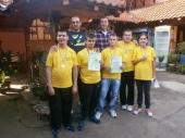 Zlatni Stamenković i bronzani Radenković