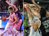 ABA: CZ ne staje, Partizan pri dnu