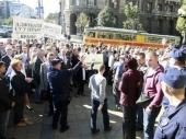 2.000 advokata protestovalo ispred Vlade