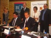 Geox ulaže u lokalno obrazovanje u Vranju