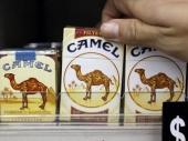 Kamel zabranio pušenje!
