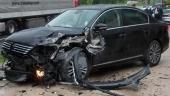 Tri saobraćajke, jedan teško povređen