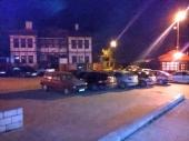 OVO NEKO DOZVOLJAVA!!! Jedini gradski trg postao parking!