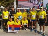 Vranjski maratonci u Ljubljani
