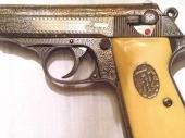 Pavelićev pištolj na aukciji u SAD