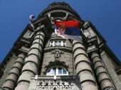 Drama ispred Vlade Srbije
