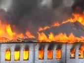 AL: Zapalio krov pekare