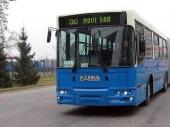 NS: Identifikovan mladić koji je razbijao autobuse