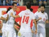 Srbija pobedom završila godinu