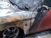 NI: Izgoreo auto