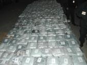 NEVEROVATNO: Uhvaćen sa 800 kilograma droge! (FOTO)