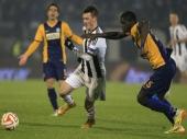 Partizan bez golova sa Asterasom