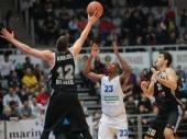 Partizan poražen od Zadra