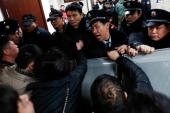 Tragedija na dočeku u Šangaju