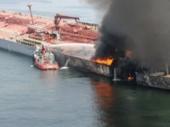 GR: Nepoznati avioni bombardovali brod