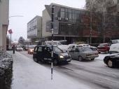Dve saobraćajke u Vranju