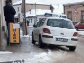 NOVA BAHATOST POLICIJE: Ma slobodno parkiraj!