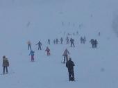 UŽIVANJE NA BESNOJ KOBILI: Svi na sneg