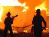 NI: Ugušio se u požaru
