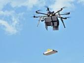 Zaplenjen dron na Gradini