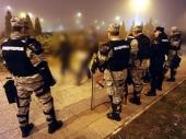 BG: Ratno stanje zbog utakmice
