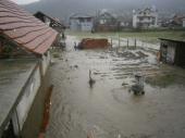 Iznenadne poplave u Banji! (FOTO)
