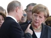 Merkel traži pomoć Putina oko UKR