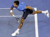 Novakovo 23. Gren slem četvrtfinale u nizu