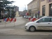 Partizanska zatvorena za saobraćaj