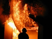 Stradao u požaru u Žitorađi