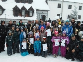 Novi uspeh vranjskih skijaša