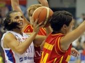 Ana Dabović u WNBA ligi