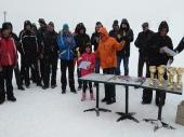 Vranjski skijaši na Alpskom kupu