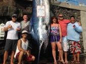 Klinac upecao ribu od pola tone
