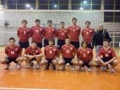 Pobeda odbojkaša Vranja nad Hajduk Veljkom