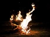 Požar zbog Karaveštice
