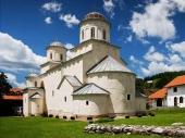 Krađa u manastiru Mileševo