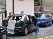 Uništavali automobile kod Niša