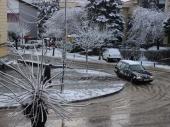 Sneg nije izazvao veće probleme